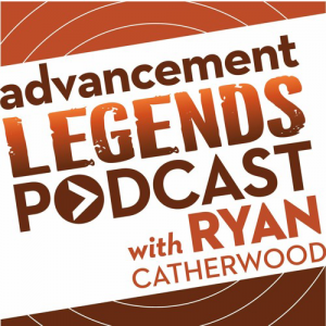 Advancement Legends Podcast Logo